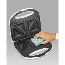 Kenwood Sandwich Toaster Proctor Silex Sandwich Maker Model 25408y Walmart Com