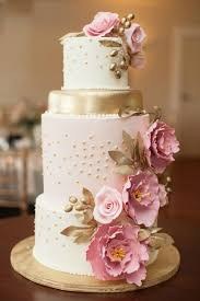 wedding cake bandung pink and gold wedding image collections wedding dress decoration