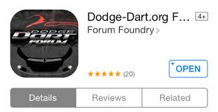dodge dart app dodge dart org ios android app no longer working page 2