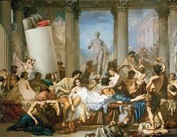 banchetti antica roma curare i postumi di una sbornia nell antichit罌 cavoli per i greci