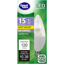 20 Watt Led Light Bulbs by Light Bulbs Walmart Com