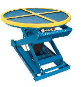 Pallet Lift Table by Bishamon Lift Tables Ez Loader L2k L3k L5k And Ez Off