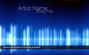 Visualizer Online Audio Glow Music Visualizer Android Apps On Google Play