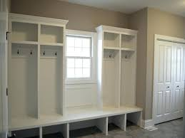 change the study to a mudroom bootroom laundry room with access