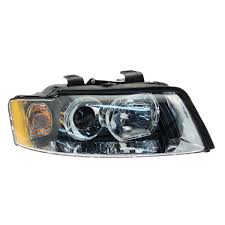audi a4 headlights audi headlight assembly a4 b6 sedan halogen right 8e0941030f