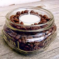 coffee bean candle 19 smart solutions for around the house small glass jars java