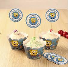 online get cheap spongebob birthday cake aliexpress com alibaba