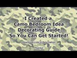Camo Bedroom Decorations How To Make Room Decorations At Home Awesome Camo Bedroom Ideas