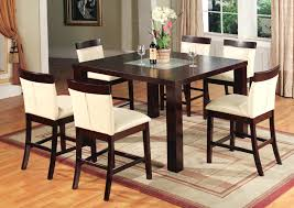 dining room table sets with bench white counter height dining bench counter high dining bench 6