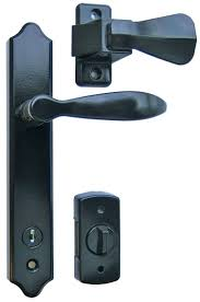 Pella Retractable Screen Door Storm Door U0026 Larson Quickfit 7 25 In Antique Brass Storm Door