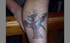 trippy tree designs 27 charming trippy tattoos slodive