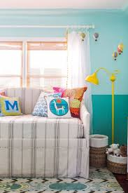 46 best aqua turquoise nurseries kids rooms images on a modern beach y nursery professional project nursery guest roomschildrens