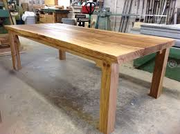 Oak Dining Table Uk Click Here For A Beautiful Chunky Solid Oak Farmhouse Table