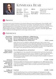 Powerful Resume Templates Resume Examples Widescreen Human Res Officer Consultant Resume
