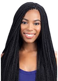 braids crochet freetress synthetic hair crochet braids box braid