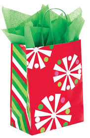 christmas gift bag snowflake bling check christmas gift bags box and wrap