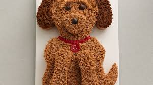 dog cake golden doodle dog cake recipe bettycrocker
