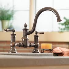 moen single handle kitchen faucet copper faucets vintage 50s with