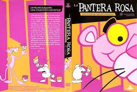 the pink panther show carátula caratula de la pantera rosa coleccion de dibujos animados