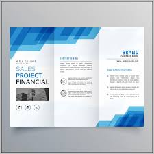 tri fold brochure template free download tri fold brochure template download template resume examples