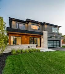 southview modern home contemporary exterior toronto by