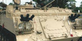 melbourne approves tank driving car crushing outdoor attraction