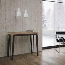 tavoli consolle allungabili prezzi tavolo consolle allungabile allungabile sino a cm 300