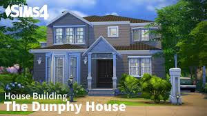 modern family house the dunphy house the sims 4 house building youtube