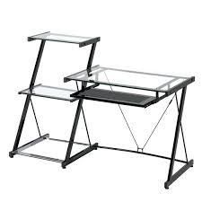 Metal Desk Vintage Desk Zl2021dbu Product Image Vintage Black Metal Table Lamps Glass