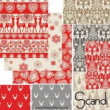 scandi 3 nordic design makower uk fabric