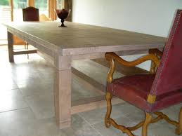 Handmade Kitchen Table by White And Oak Kitchen Table Kitchen Ideas