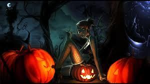halloween kitten background 1920x1080 best halloween wallpaper tag download hd wallpaperhd