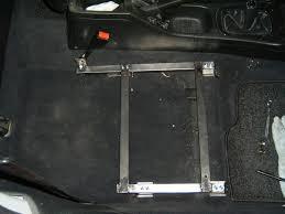 fabriquer un siege baquet ej9 montage semi baquet probléme attache ceinture
