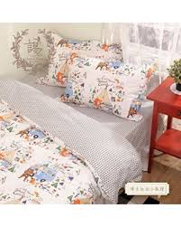 Childrens Duvet Cover Sets Amazing Deal On Lelva Cotton Bedding Sets Cartoon Animals Owls