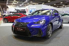 lexus used car singapore motor firms start sales race at the glittery singapore motorshow