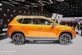 seat ateca 2016 seat ateca suv makes official debut at geneva autoevolution