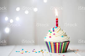 cupcake birthday cake birthday cupcake stock photo more pictures of backgrounds istock
