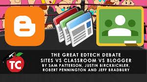 Google Sites File Cabinet The Great Edtech Debate Google Sites Vs Google Classroom Vs Blogger