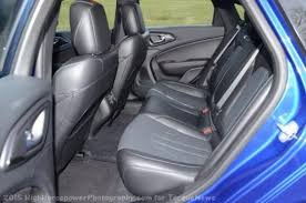 2015 Chrysler 200s Interior 2015 Chrysler 200s Review Fun To Drive Luxurious And Affordable
