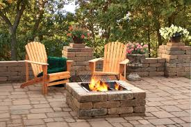 Chimney Style Fire Pit by Patio Ideas 23 Amazing Contemporary Outdoor Design Ideas Small