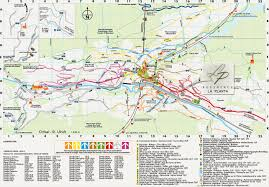 Cable Car Map Residence La Planta Ortisei Holiday In South Tyrol