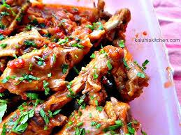Stew Ideas Chicken Stew Kuku Kienyeji