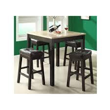 countertop dining room sets amazon com monarch specialties 5 piece faux marble counter