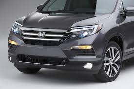 honda jeep 2016 2016 honda pilot first look