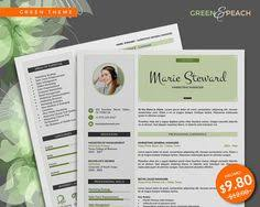 Steward Resume Sample by Resume Template Cv Template Bundle 4 Creative Cv Design With