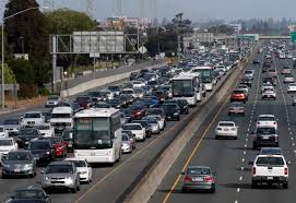 Traffic Map San Francisco by Report Tech Buses Multiplying In Bay Area