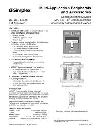 66 notifier intelligent control panel slc wiring manual
