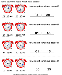 find start time end time and elapsed time worksheet turtle diary