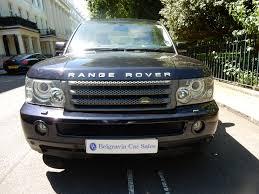 land rover range rover sport 2 7 td v6 hse belgravia garage car