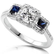sapphire and engagement rings best 25 sapphire rings ideas on sapphire